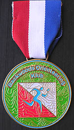 Sample medal 2006