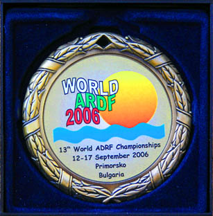 WC2006 medal