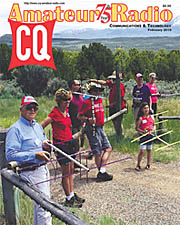 CQ February 2019 cover
